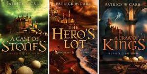 Trilogy written by Patrick W. Carr